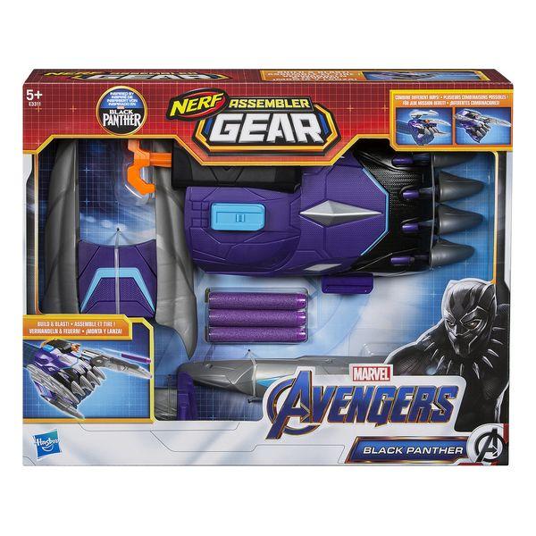 Avengers Assembler Gear Black Panther Hasbro (7)