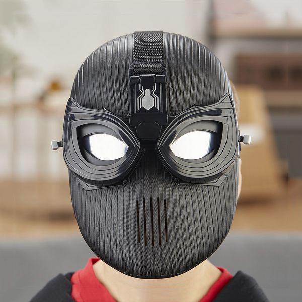 Spiderman Máscara del Traje Sigilio Hasbro