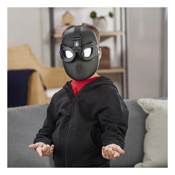 Spiderman Máscara del Traje Sigilio Hasbro (7)