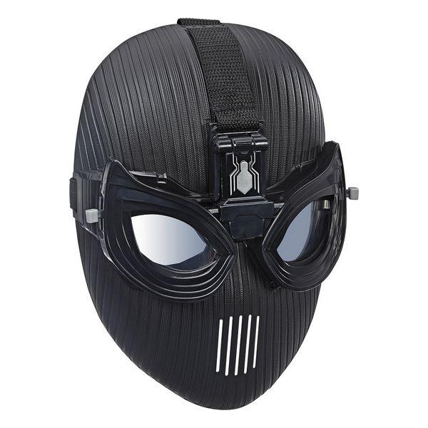 Spiderman Máscara del Traje Sigilio Hasbro (6)