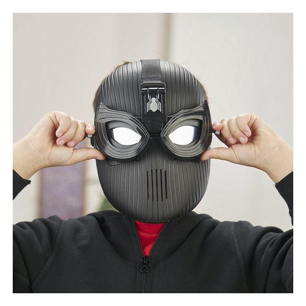 Spiderman Máscara del Traje Sigilio Hasbro (4)