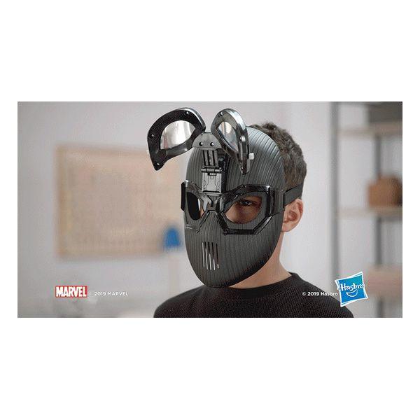 Spiderman Máscara del Traje Sigilio Hasbro (3)