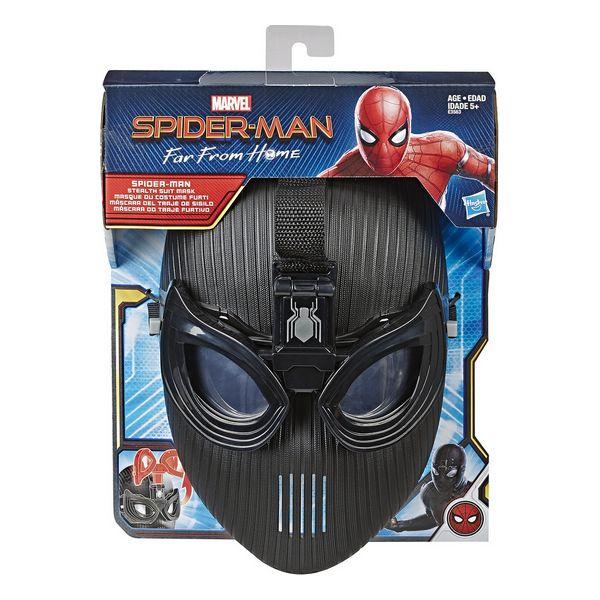 Spiderman Máscara del Traje Sigilio Hasbro (2)