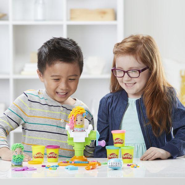 Play-Doh la Barbería Hasbro