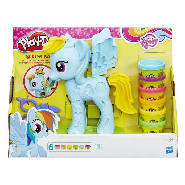Play-Doh My Little Pony Rainbow Dash Hasbro