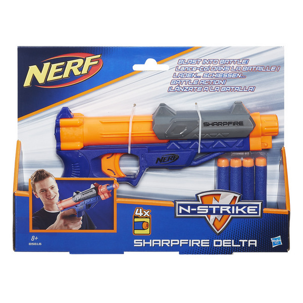 Nerf Sharpfire Delta Hasbro