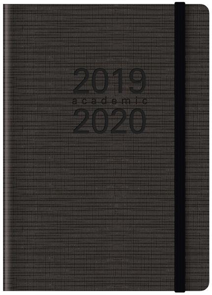 Agenda 2019/2020 20-030386 A5 Black (Refurbished A+)