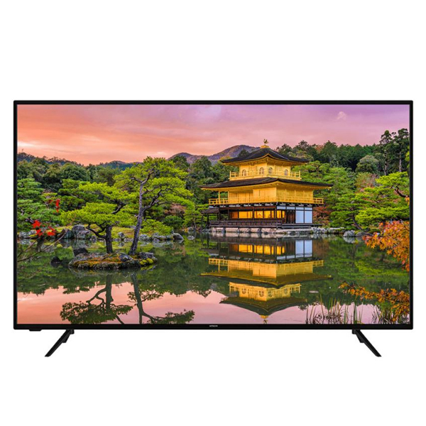 """Smart TV Hitachi 50HK5600 50"""" 4K Ultra HD LED WiFi Negro"""