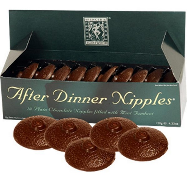 After Dinner Nipples Spencer & Fleetwood N2464