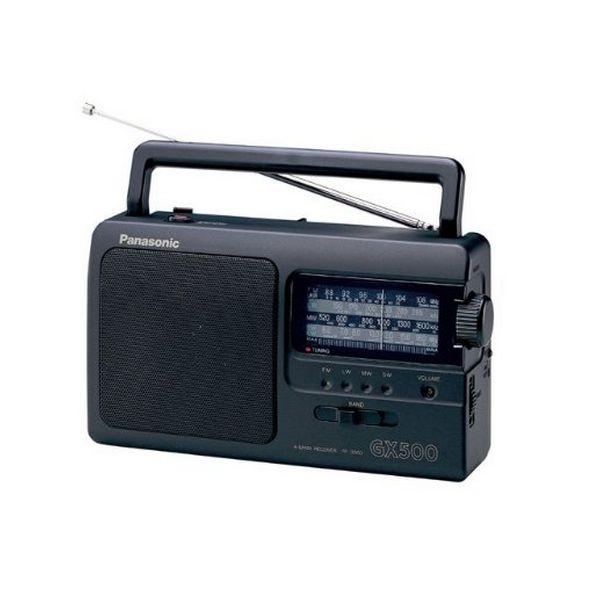 Transistor Radio Panasonic RF-3500E9-K Black