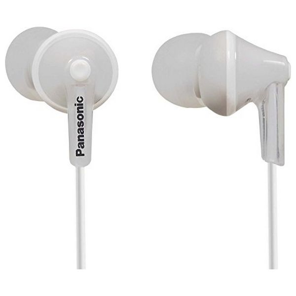 Headphones Panasonic RP-HJE125E in-ear White
