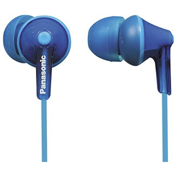 Slúchadlá Panasonic RP-HJE125E in-ear Modrá