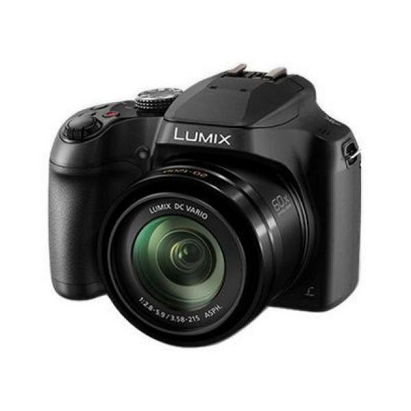 Caméra photo compacte Panasonic DC-FZ82EG-K WIFI Noir