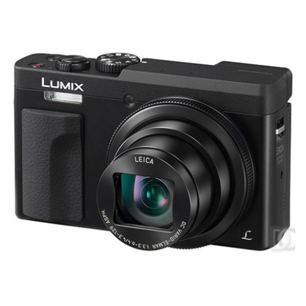 Compact photo camera Panasonic Corp. DMC-TZ90 Black