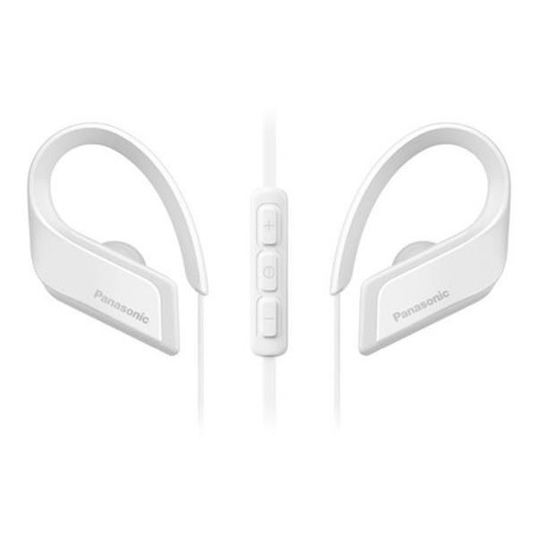Auriculares Bluetooth con Micrófono Panasonic RP-BTS35E-W Blanco