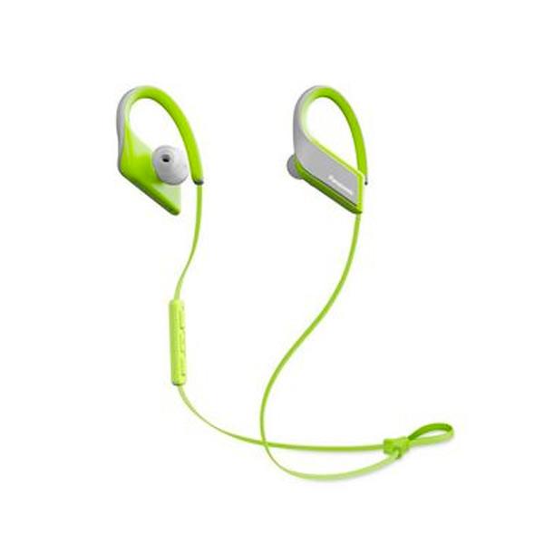 Bluetooth slúchadlá s mikrofónom Panasonic RP-BTS35E-Y Žltá