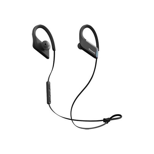 Auriculares Deportivos Panasonic RP-BTS55E-K Bluetooth Negro