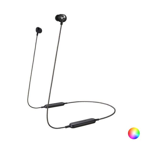 Športové Bluetooth slúchadlá Panasonic Corp. RP-HTX20BE 8.5 h