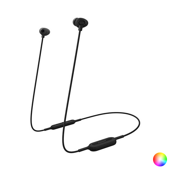 Auriculares Bluetooth Deportivos Panasonic Corp. RP-NJ310BE USB