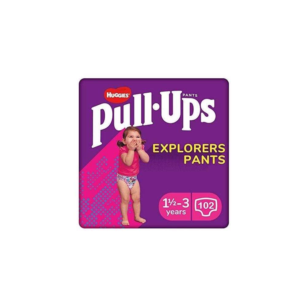 Disposable nappies Huggies (34 uds)