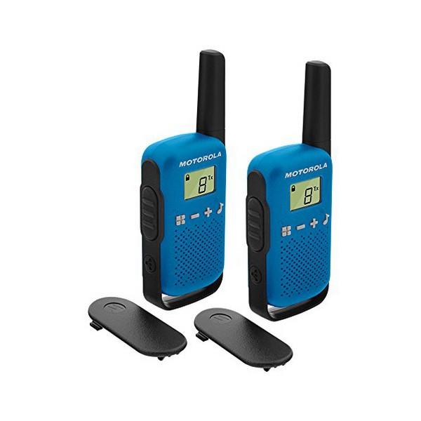 Walkie-Talkie Motorola (2 Pcs)