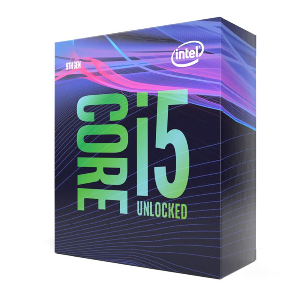 Procesador Intel Core i5 9600K 3.7 GHz 9 MB