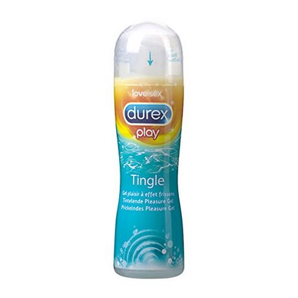 Play Tingle Lubricant 50 ml Durex 1641