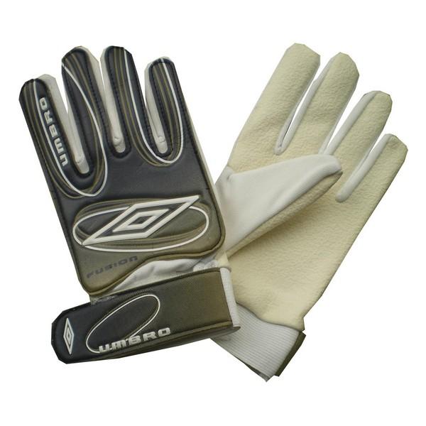 Children's Goalkeeper Gloves Umbro 20130 Fusion Blue (Size 7)