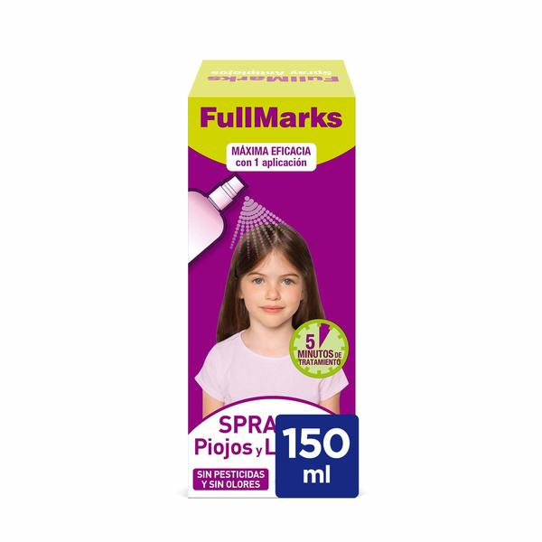 Anti-Lice Lotion FullMarks 150 ml (Refurbished A+)