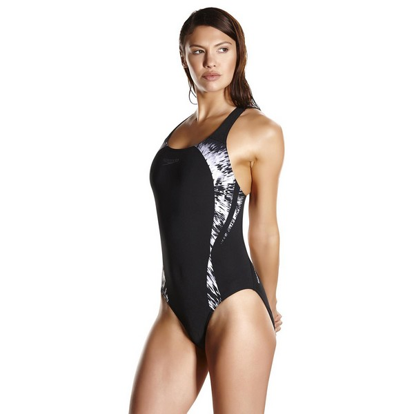 Women's Bathing Costume Speedo 8-06187B761 Black