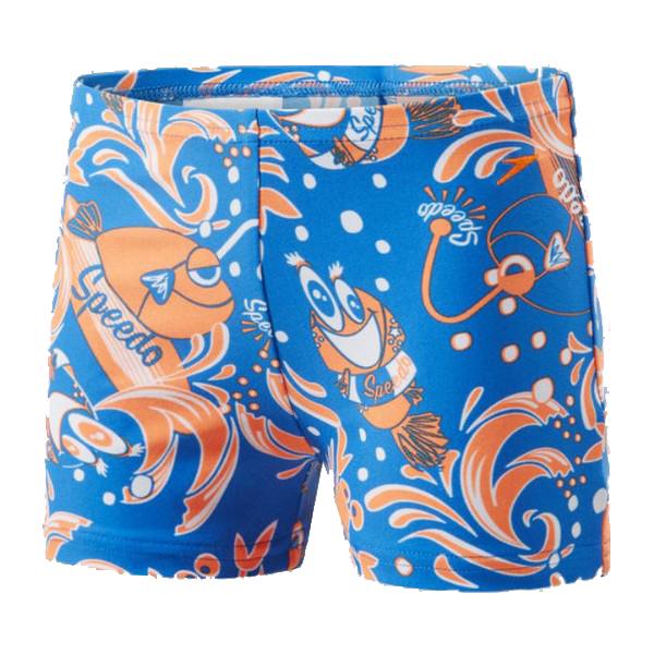 Child's Bathing Costume Speedo 8-05394C248 Blue Orange
