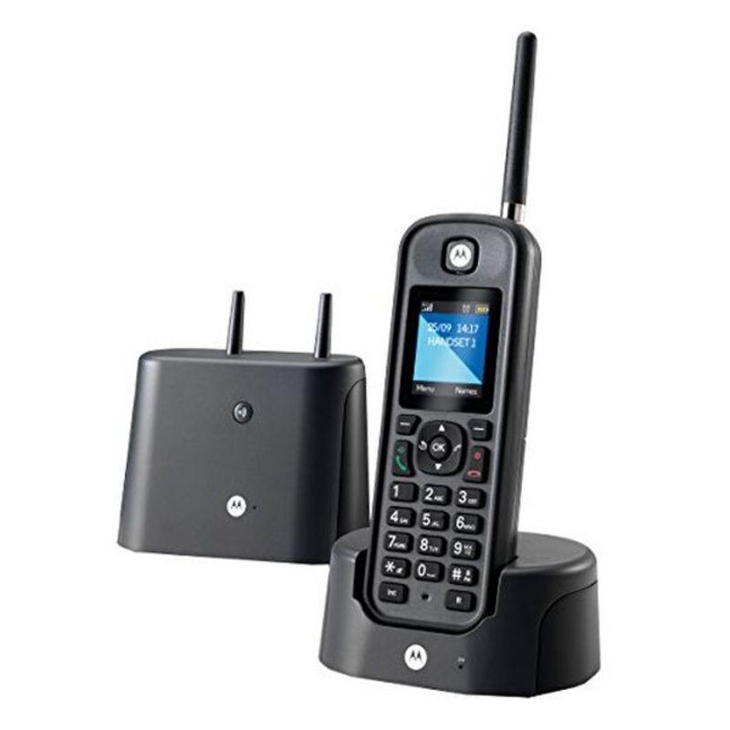 Teléfono Inalámbrico Motorola E52000X60T1GEF03 Negro
