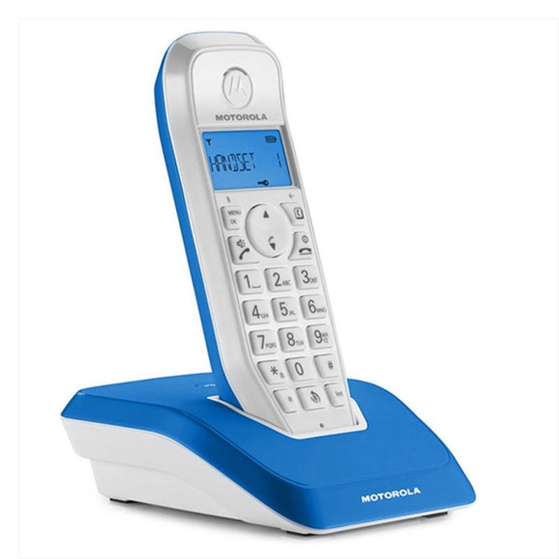 Teléfono Inalámbrico Motorola S1201