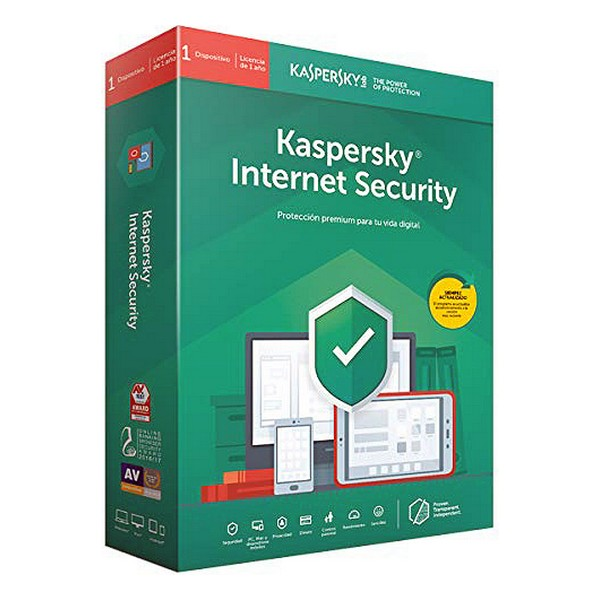 Protivirusni program Kaspersky Internet Security MD 2020 - 1 licenca