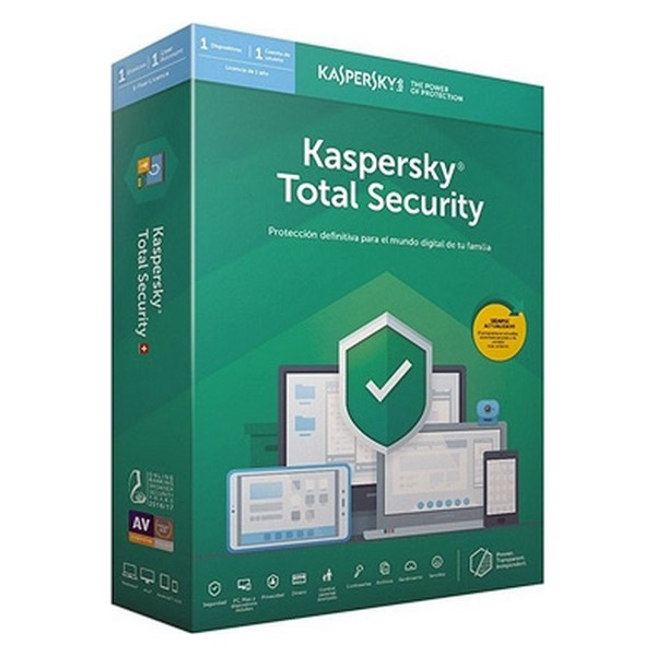 Protivirusni program Kaspersky Total Security MD 2020 - 2 licenci