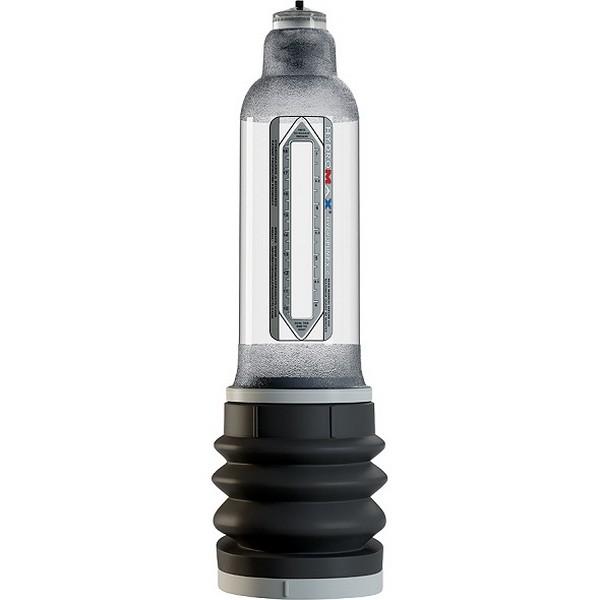 Hydromax X30 Penis Pump Crystal Clear Bathmate HM30CC