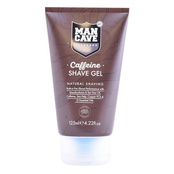 Shaving Foam Caffeine Mancave (125 ml)