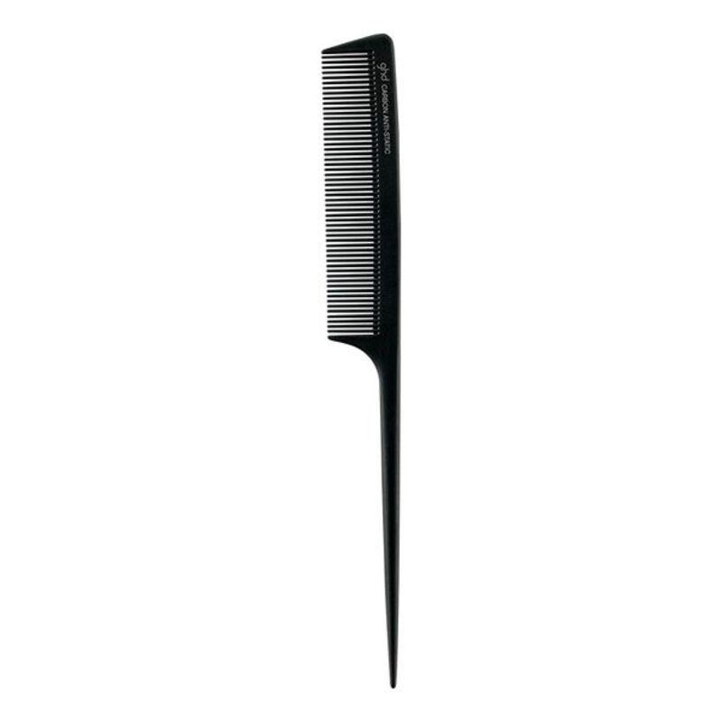 Glavnik Tail Comb Ghd Črna