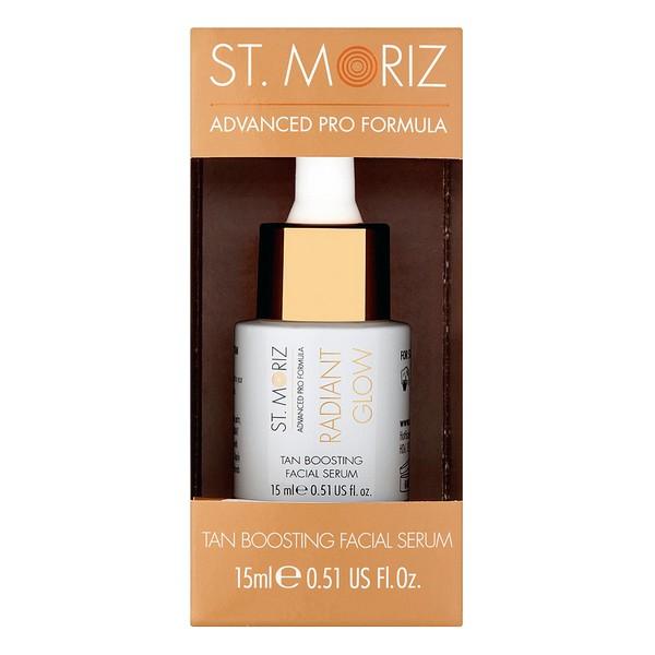 Autobronceador Advanced Pro Formula Tan Boosting St. Moriz (30 ml)