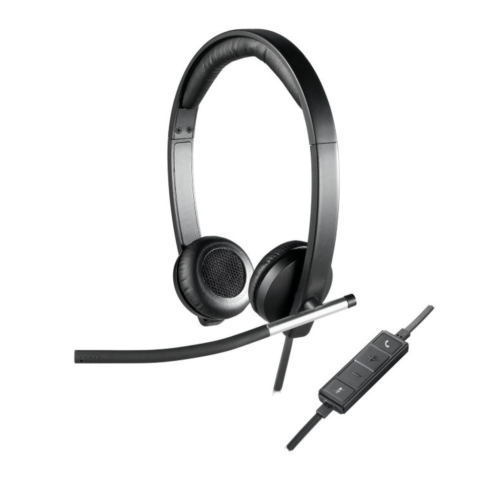 Headphones with Headband Logitech H650e