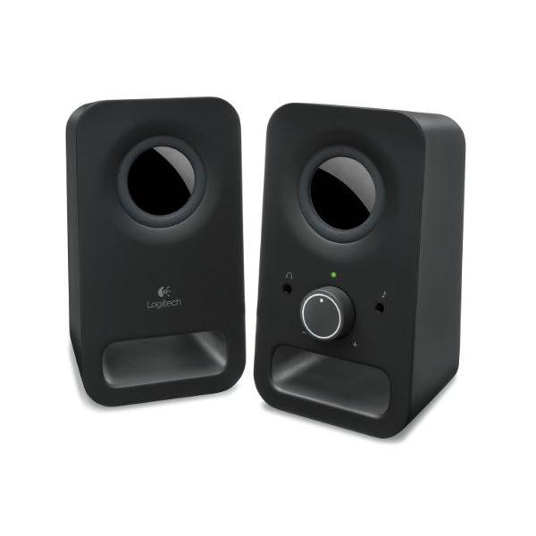 Multimedia Speakers Logitech Z150 2.0 6W Black