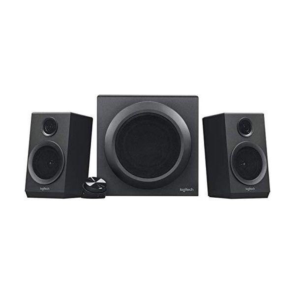 Altavoz Multimedia Logitech Z333 40W Negro