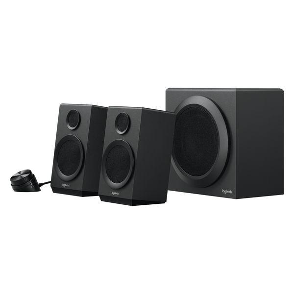 Altavoz Multimedia Logitech Z333 40W Negro (7)