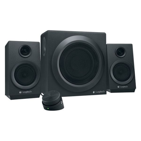 Altavoz Multimedia Logitech Z333 40W Negro (1)