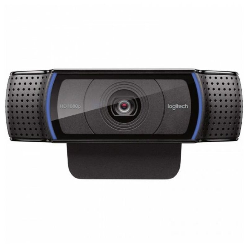 WEBCAM LOGITECH C920 15 MPX FULL HD NEGRO