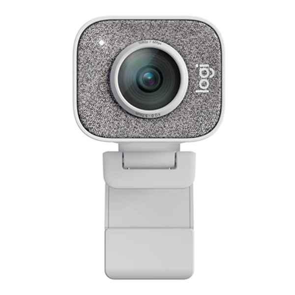 Webcam Logitech 960-001297 Full HD 1080P 60 fps White