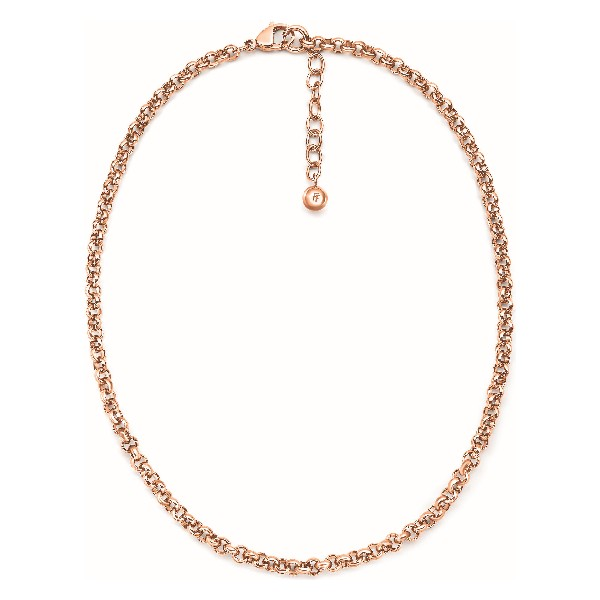 Chain Folli Follie Pink (35 cm)