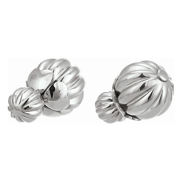 Ladies'Earrings Folli Follie 1E17F004 (1 cm)