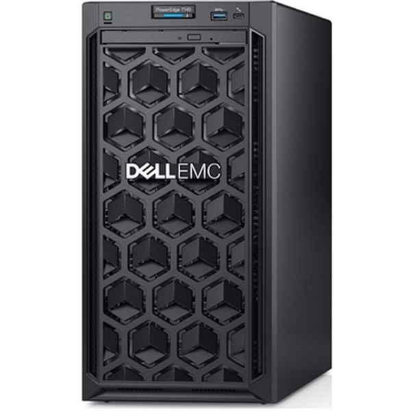 Server Tower Dell PowerEdge T140 Intel© Xeon E-2224 8 GB DDR4 1 TB HDD