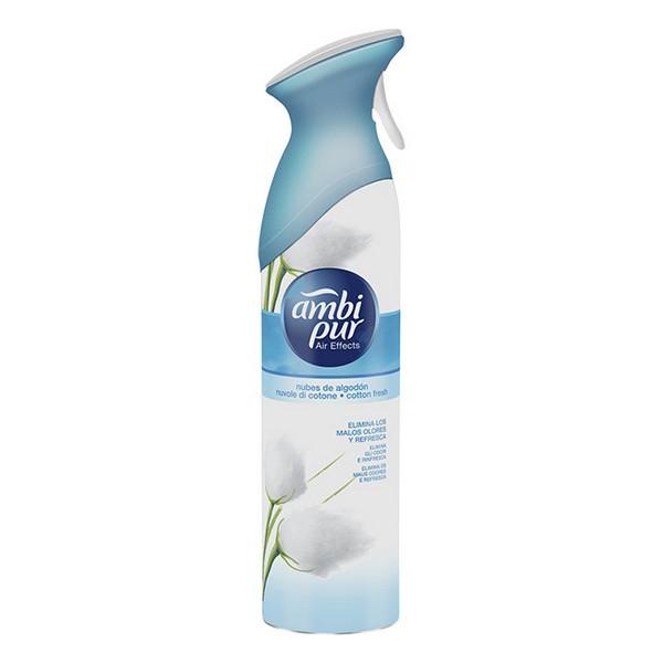 Air Freshener Spray Air Effects Cotton Fresh Ambi Pur (300 ml)